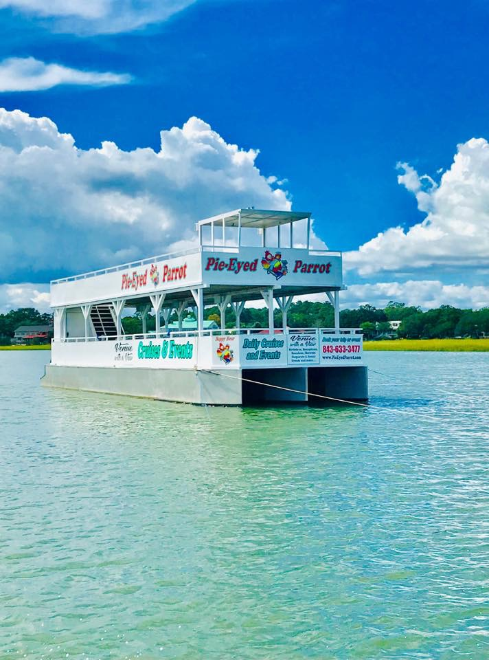 Ultimate Happy Hour Cruise