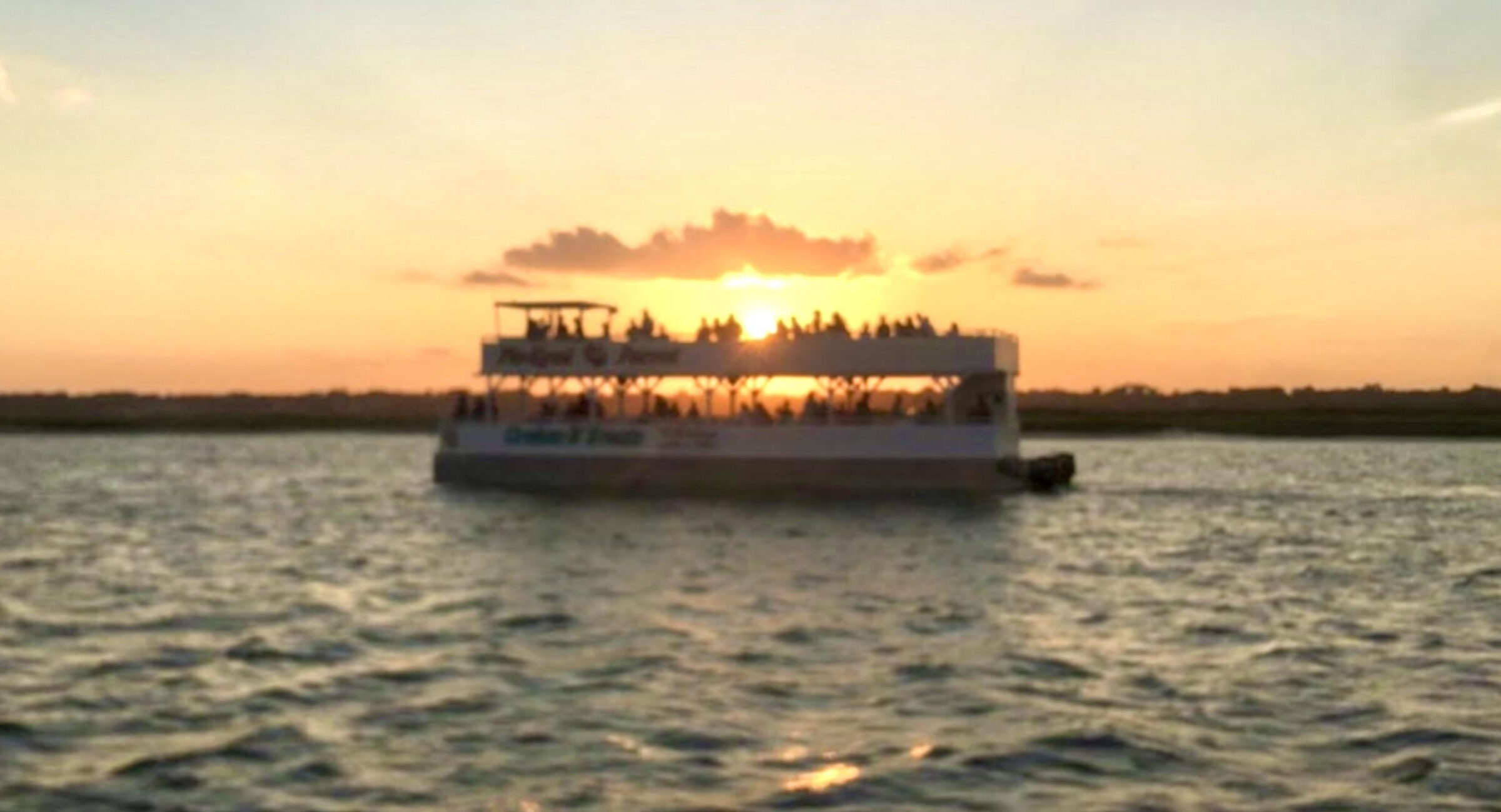 Murrells Inlet Happy Hour Cruise | Myrtle Beach Sunset Booze Cruise